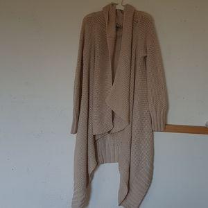 HHN Haute Hippie  oversized wool cardigan